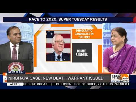 Special Broadcast   Race to 2020: Super Tuesday Results in U.S.  