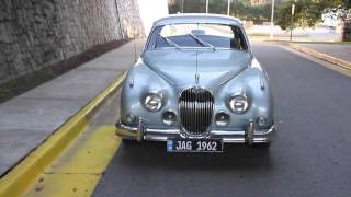 1962 Jaguar MkII 3 8 for sale Atlanta