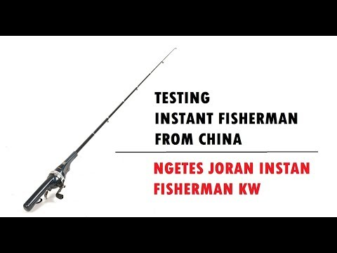 FISHING WITH INSTANT FISHERMAN KNOCT OUT