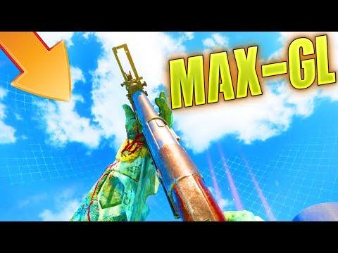"Le ""MAX-GL"" China Lake Remastered de BLACK OPS 3 - Nouvelle Arme DLC BO3"