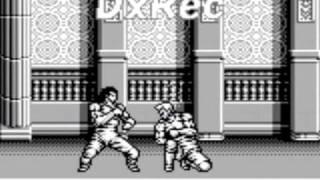 Outburst/Raging Fighter 1993年 KONAMI