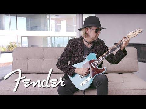 John 5 Demos the Fender American Elite Telecaster | American Elite | Fender