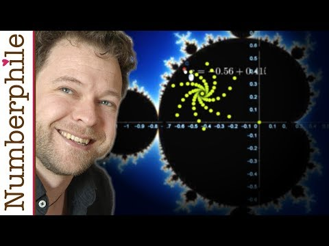 What's so special about the Mandelbrot Set? - Numberphile
