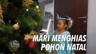 The Onsu Family - Thalia Heboh Hias Pohon Natal