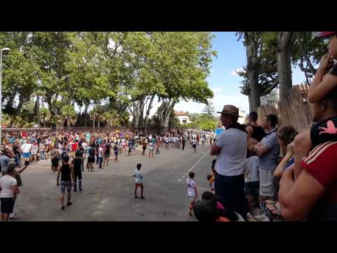 Vidéo choc feria de millas 2015