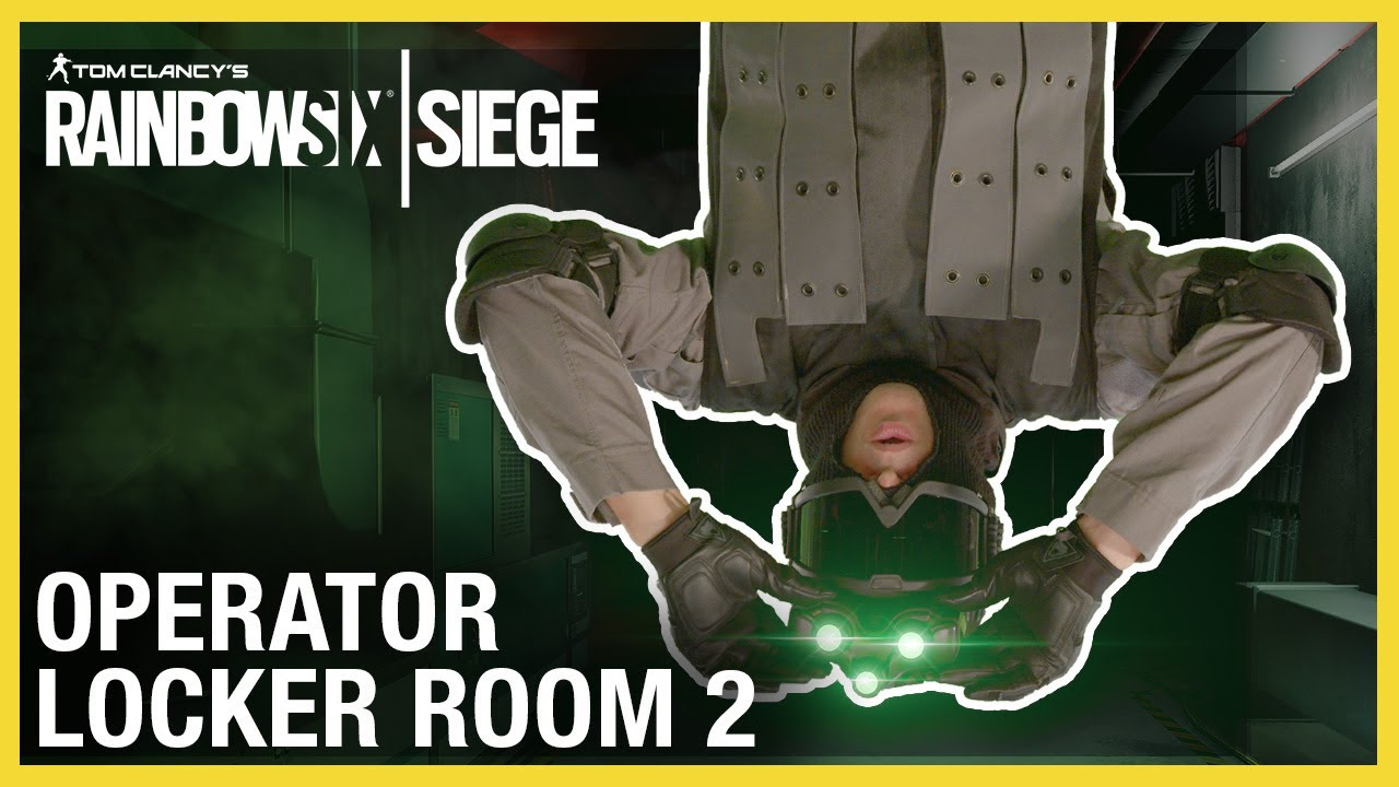 Rainbow Six Siege: Operator Locker Room 2 | Compilation | Ubisoft