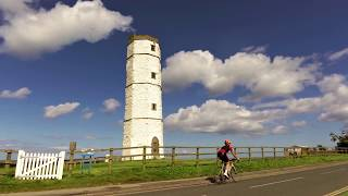 Cycle from Bridlington Caravan and Motorhome Club Site