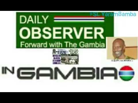 Gambia: Latest Developments On The Closure Of The Daily Observer