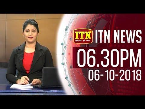 ITN News 2018-10-06 | 06.30 PM