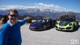 [Where's Shmee] Supercars in the Mountains!