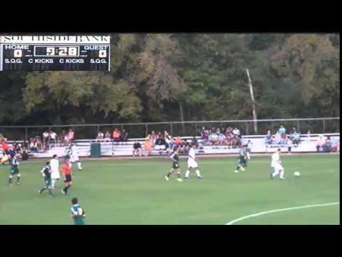 Men's Soccer:  Tyler vs Laredo Community College
