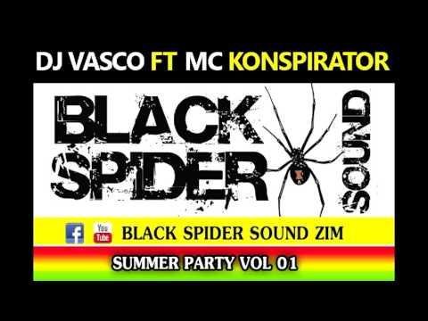 BLACK SPIDER SOUND ZIMBABWE