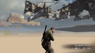 Sniper Elite V2 Unfair Starting Glitch