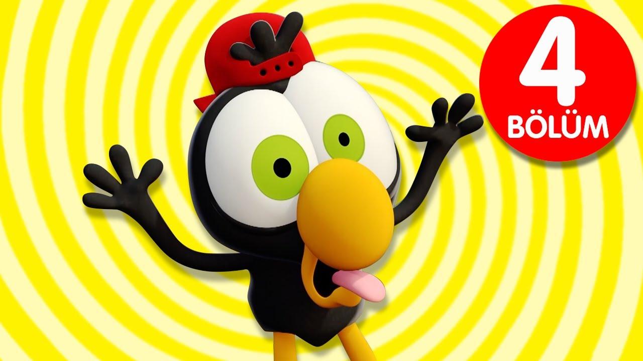 LİMON İLE ZEYTİN: 4 Çok Komik Bölüm Bir Arada 😎😎😎#4 | Çizgi Film Türkçe