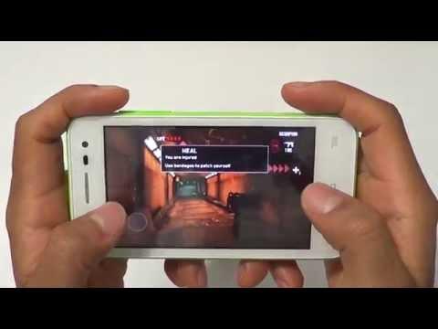 ALCATEL ONE TOUCH POP S3 5050A ANALISIS - Prueba de Juegos Dead Trigger (Review / Revisión)