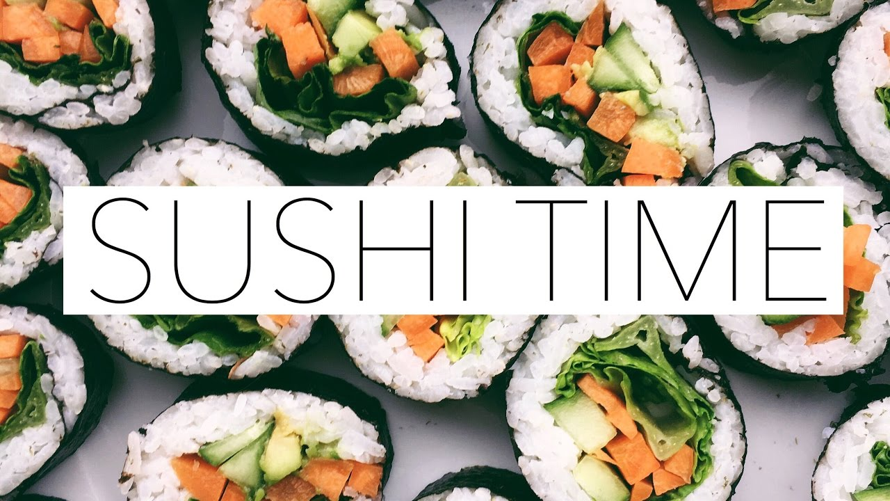 helppo sushi