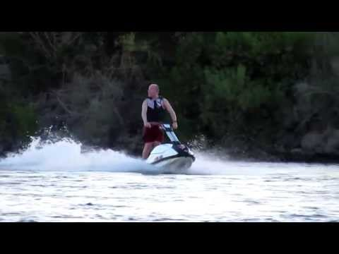 Jet Ski Watercraft ~ Canon SX50 HS Video Test Footage