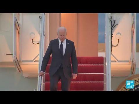 Tournée de Joe Biden en Europe : un premier voyage à l'étranger pour resserrer les liens