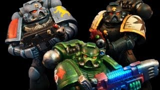 40k History: Space Marines