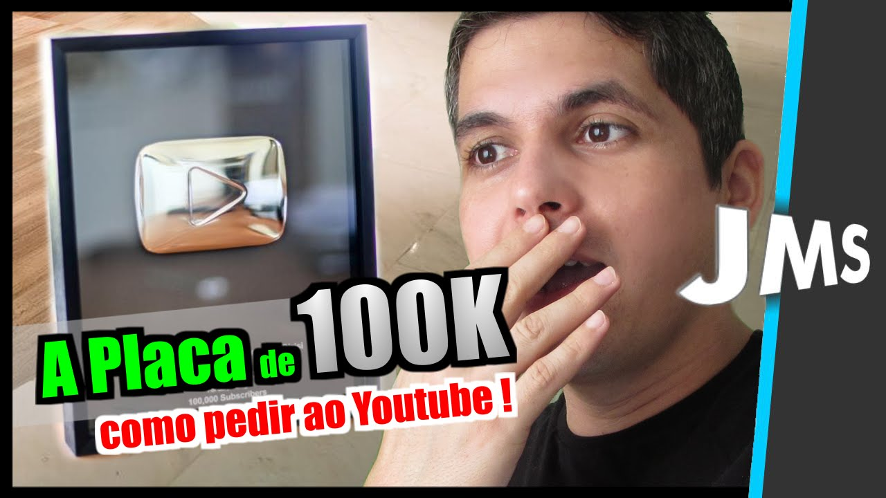Youtube: 100 Mil Inscritos No Youtube - YouTube