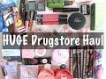 Huge Korean and Drugstore Haul   Singapore Haul Part II