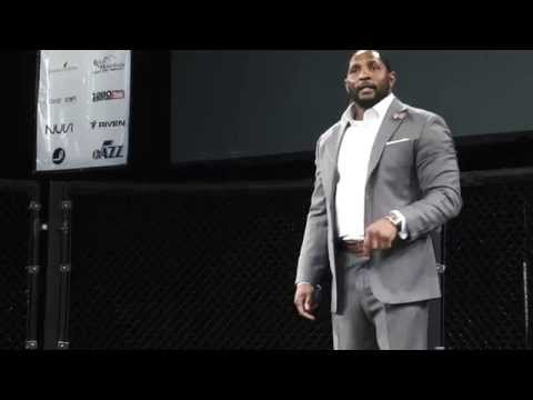 Ray Lewis – How will you be remembered? FitCon Elite Utah 2015