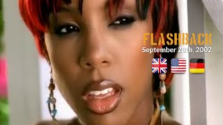 Flashback - September 28th, 2002 [UK/US/GER-Charts]