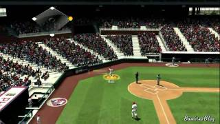 MLB 2K11 :: HD Game Play and Review - First Impressions