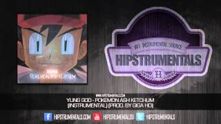 Yung God - Pokemon Ash Ketchum [Instrumental] (Prod. By Giga HD) + DOWNLOAD LINK