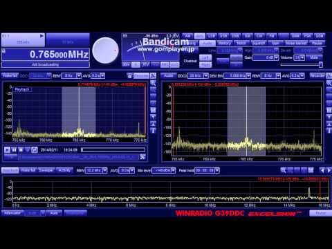 Radio Vostok Rossii 765kHz (11 Feb 2014 1033UTC)