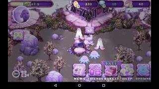 My Singing Monsters Gameplay | A Song Game