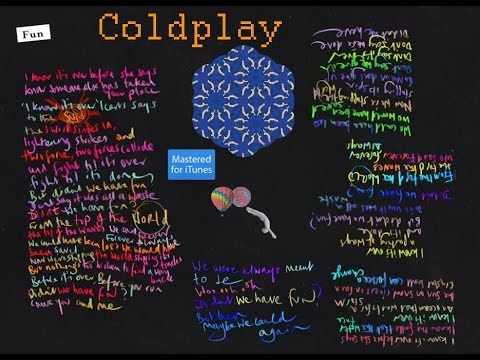 Coldplay - Fun (feat. Tove Lo)