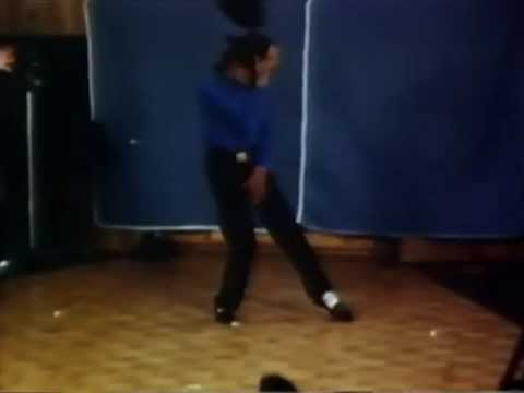 Michael Jackson - Dance Moves (Madame Tussauds video archives)