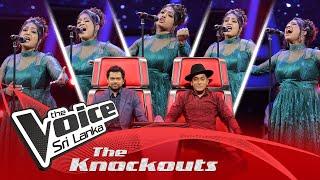 Dilmi Fernando | Never Enough | The Knockouts | The Voice Sri Lanka Thumbnail