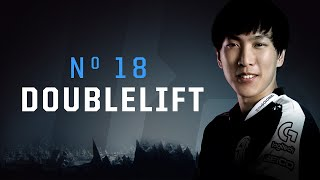Worlds Top 20: 18 - Doublelift