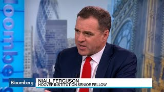 Brexit Going Just Like a Divorce, Says Niall Ferguson