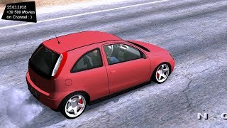 Ope/Vauxhall Corsa 1.8 Grand Theft Auto San Andreas Popular Mods