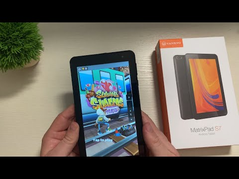 Best Cheap Tablet 2020? Vankyo MatrixPad S7 7-inch Tablet Review
