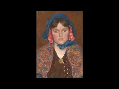 Georges Lemmen  喬治·萊曼 (1865-1916) Post-Impressionism Art Nouveau Belgium