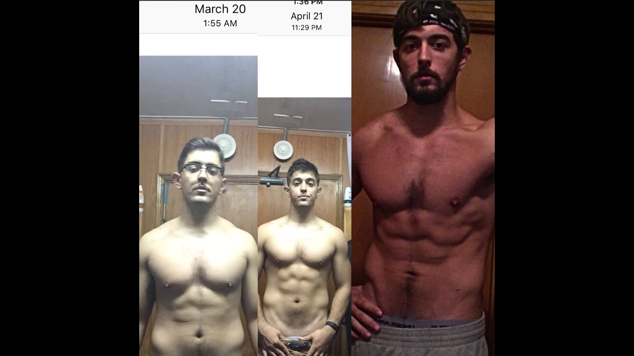 man loses weight eating mcdonalds