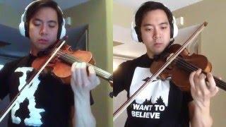 The X-Files Theme - Violin Duet