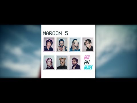 Maroon 5 - 《Red Pill Blues》TVC
