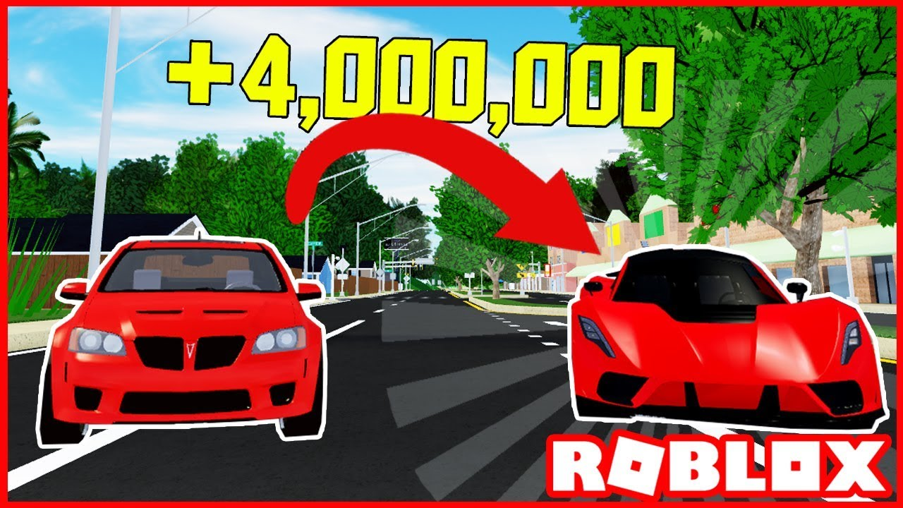 Money Hack Roblox Ultimate Driving
