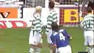 Celtic fan mocks 9/11 - Reyna