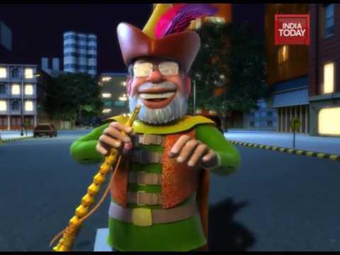 cartoon Kale Dhan Ki Kher Nahi don't miss this video so funny