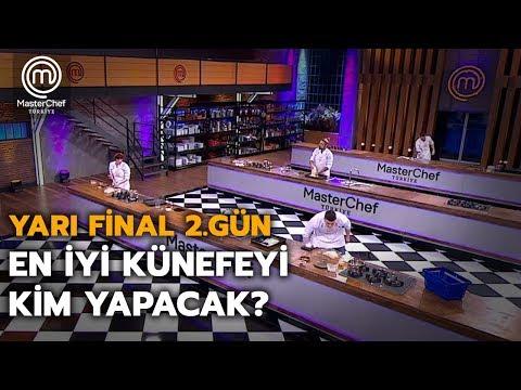 Kaptanlık Mücadelesi | Yarı Final | MasterChef Türkiye
