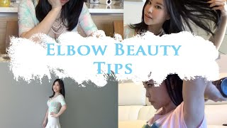 Elbow Beauty Tips, don