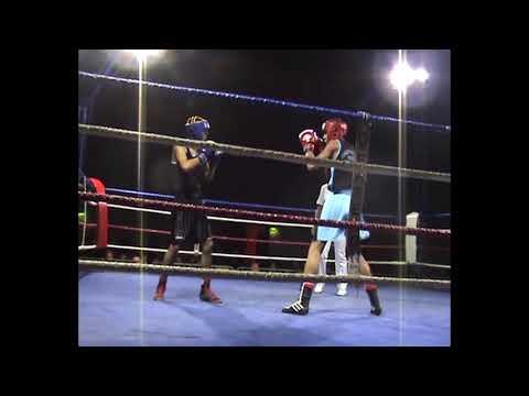 Gala de boxe Laurent Langlade - Ussap-Boxe Pessac