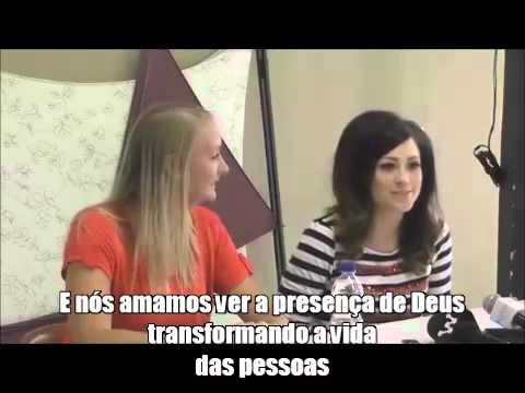 Kari Jobe fala sobre Ana Paula Valadão