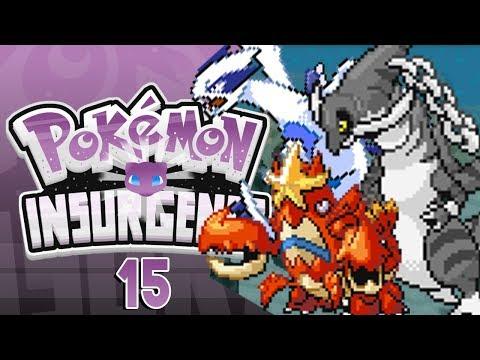 Pokemon Insurgence Part 15 LUGIA AND A NEW MEGA! Pokemon Fan Game Gameplay Walkthrough